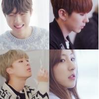 ユ・スンウ、新曲MVティーザー公開…「宇宙少女」&「BOYFRIEND」&「MONSTA X」が出演の画像