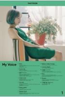 テヨン(少女時代)、自身初フルアルバムのタイトル曲は「Fine」…トラックリスト公開の画像