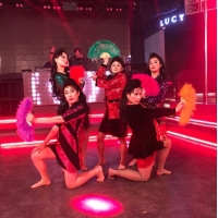 """""""バブリーダンス""""で話題の「Celeb Five」、きょう(24日)音源とMV同時公開への画像"""