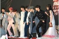 【イベントレポ】「BTS(防弾少年団)」、「2018 MAMA」レッドカーペット登場! キュートさ、ファン愛で観客をメロメロにの画像