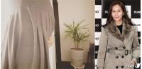 """女優ファン・インヨン、SNSに腹部写真掲載で""""妊娠""""ハプニングの画像"""