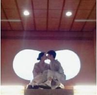 キム・キュジョン(SS501 )「本当にごめん」…恋人との日本旅行でキス写真、削除後謝罪の画像