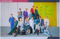 「SEVENTEEN」、団体オフィシャルフォトを電撃公開=13人13色の魅力の画像
