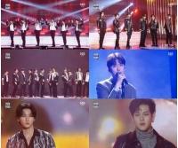 "「MONSTA X」、「2020 SBS歌謡大祭典」でグローバルファンの心を掴む""強烈なカリスマ""の画像"