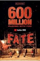 【公式】「BLACKPINK」、「Playing With Fire」のMVが6億ビュー突破の画像