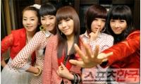 Wonder Girls 1か月間のオフ…「少しの間さようなら」の画像