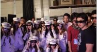 BoA&<少女時代>ら3DMV サムスンがアバター撮影陣と制作の画像