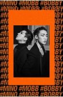 ソン・ミンホ(WINNER)&BOBBY(iKON)のユニット「MOBB」、米ビルボードアルバムチャート1位!の画像