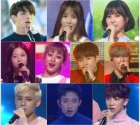 「KBS歌謡大祝祭」ジョングク(防弾少年団)からチョン・チェヨン(I.O.I)まで、歌謡界97ラインが合同ステージ!の画像
