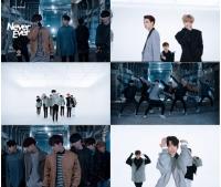 「GOT7」の新曲「Never Ever」MV、公開4日で再生回数1000万回突破の画像