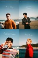 「CNBLUE」、新曲「Between Us」リリックポスター公開の画像