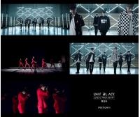 """「少年24」の第一弾活動ユニット「UNIT BLACK」、MVティザー映像公開""""一糸乱れぬ群舞""""の画像"""