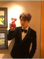 ジェジュン(JYJ)、中国「2018 Cosmo beauty Awards」で賞を受賞の画像
