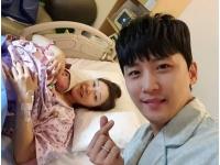 チェ・ヒョンジュン(V.O.S)、きょう(22日)第二子となる女の子誕生 「最後まで守り抜くよ」の画像