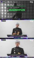 【2019 MAMA】BAEK HYUN(EXO)、男性歌手賞を受賞…「『EXO-L』のおかげでもらえた賞」の画像