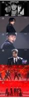 ユギョム(GOT7)&ショヌ(Monsta X)&ミンギュ(SEVENTEEN)、Rain(ピ)の「Hip Song」でコラボを飾る=「KBS歌謡祭」の画像