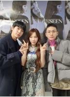 """""""軍服務中""""のキー(SHINee)とドヨン(NCT)、テヨン(少女時代)の公演を応援の画像"""