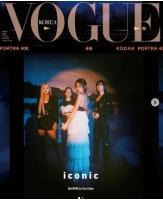 「BLACKPINK」、「VOGUE」表紙写真公開の画像