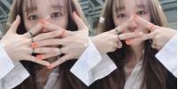女優ユン・ウネ、前髪おろした童顔ショットにファン驚き 「本当に35歳? 」の画像