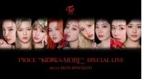 「TWICE」、6月1日「スペシャルライブ」で新曲「MORE & MORE」パフォーマンス初公開!の画像