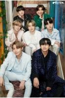 「BTS」、家族写真公開…世界のArmyに愉快なプレゼントの画像