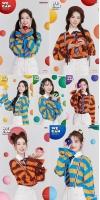"""グループ「Weeekly」、2ndミニアルバム「We can」コンセプトフォト公開…""""カラフルなエネルギー""""の画像"""
