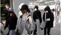 「NiziU」、韓国から日本に帰国…自宅待機期間にデビュー前の休暇への画像