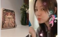 """""""クォン・サンウの妻""""女優ソン・テヨン、家にプライベート美術館のある日常の画像"""