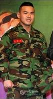 兵役中のイ・ジョンが番組出演「海兵隊へ入隊した本当の理由は…」の画像