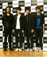 「CNBLUE」 3rdアルバムがオリコン首位の画像