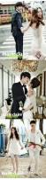 """ユン・サンヒョン&Maybee、ロマンチックなウエディング画報を公開 """"甘い新婚旅行""""の画像"""