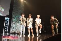 """【イベントレポ】「MYNAME」、日本デビュー3周年イベントでオリコン1位の公約""""女装""""も披露の画像"""