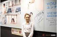 【イベントレポ】ユンナ、5年ぶりに日本で新曲を発表! 発売記念イベント&記者会見でアルバムに込めた強い思いを語るの画像