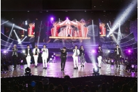 「SUPER JUNIOR」、デビュー10周年記念イベント大盛況の画像