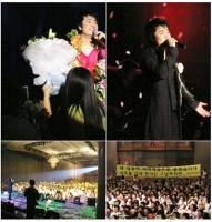 チョ・ソンモツアーコンサート 盛況に終わるの画像