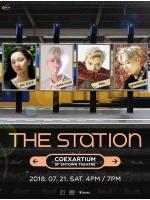 BAEK HYUN(EXO)&TEN(NCT)&PENOMECO、「THE STATION」最初の公演ラインナップに確定の画像