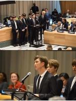 【全文】「防弾少年団」、韓国歌手初の国連総会演説=若い世代にメッセージの画像