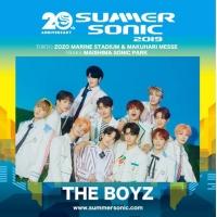 「THE BOYZ」、「SUMMER SONIC 2019」東京・大阪に出演決定の画像