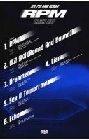 「SF9」、新譜トラックリスト&ハイライトメドレー公開…新曲は強烈な中毒性の画像