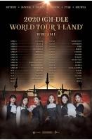 【公式】「(G)I-DLE」、3月アルバム発売・海外ツアー暫定延期の画像