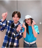 DARA(元2NE1)、後輩キム・ジヌ(WINNER)の入所にエールの画像
