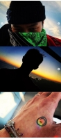 G-DRAGON、独特の感性あふれる近況写真を公開の画像