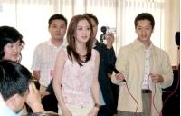 チャン・ナラ ベトナム外交部長官と対面の画像