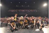 「BEAST」 Zeppダイバーシティ東京で全国ツアーファイナル公演の画像