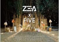 「ZE:A」初ユニット「ZE:A-FIVE」、アルバムを発表の画像
