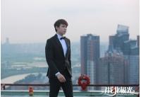 「2PM」ニックン、中国ドラマ「オーロラを探して」撮影中の画像