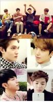 「CNBLUE」が韓国で写真集発売 携帯写真も収録の画像