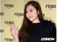「少女時代」離れ、韓国で初の公式の場に登場したジェシカの画像