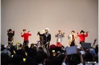 【速報イベントレポ】「Block B」圧巻のパフォーマンスにファン大熱狂!  日本 2ndシングル「HER」リリイベ開催!の画像