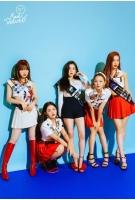 【公式】「Red Velvet」、夏のアルバムタイトル曲は「Power Up」…8月6日カムバックの画像
